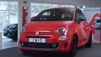 Jubilejní dvoumiliontý Fiat 500
