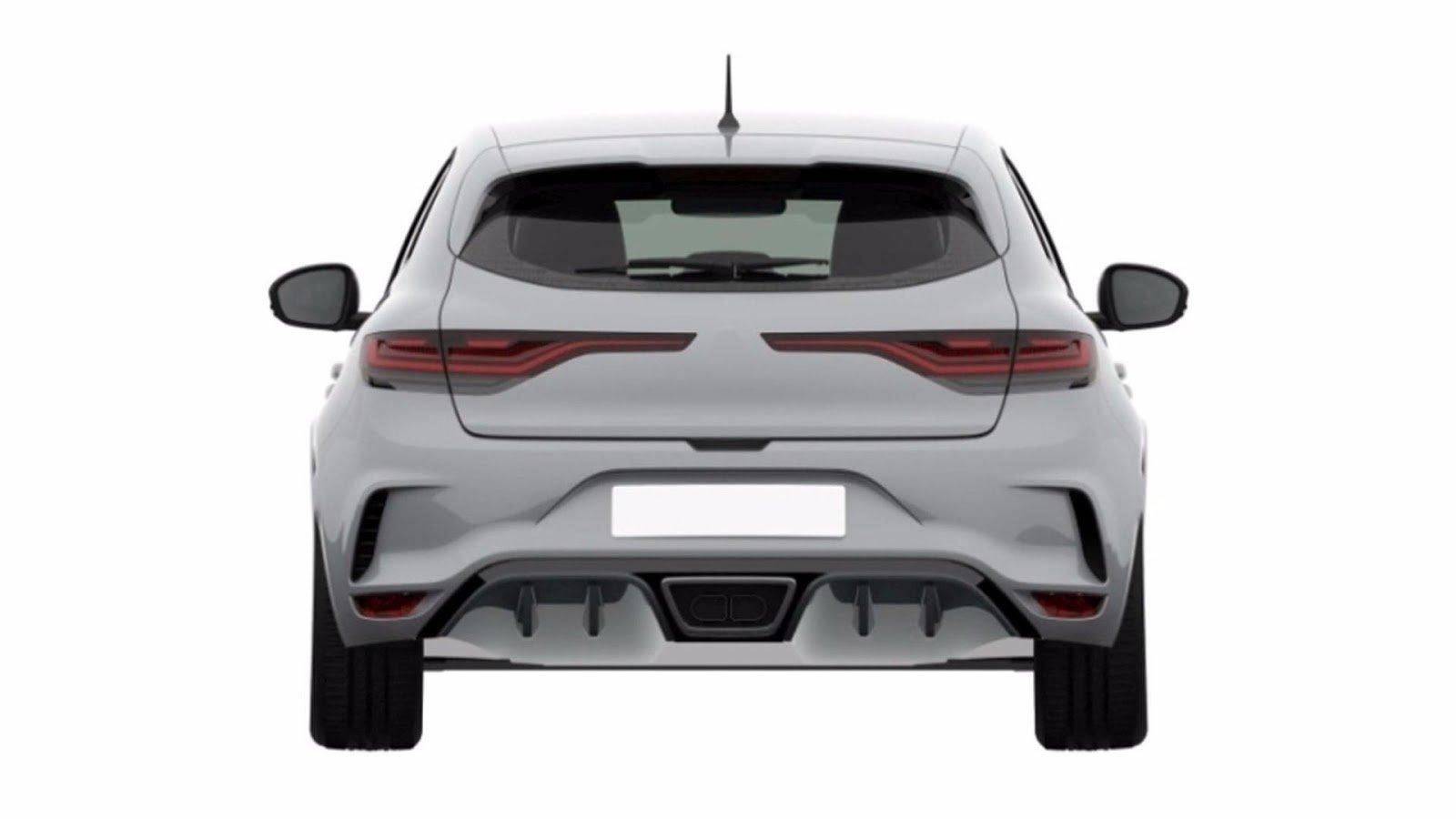 Nový Renault Mégane RS 2018
