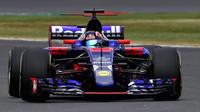 Toro Rosso kvůli slabšímu motoru Renault čeká ve Spa a v Monze problémy - anotační obrázek