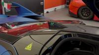 Systém informující o stavu elektrického systému Ferrari FXX K