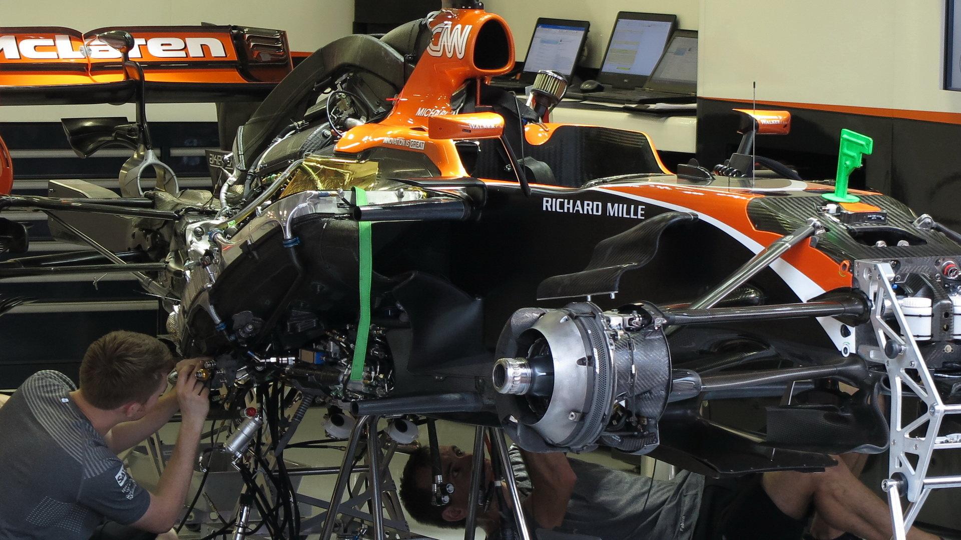 Honda nedělala dostatečné pokroky, McLaren se s ní proto loni rozešel