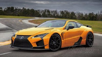 Možná podoba nového Lexus LC F
