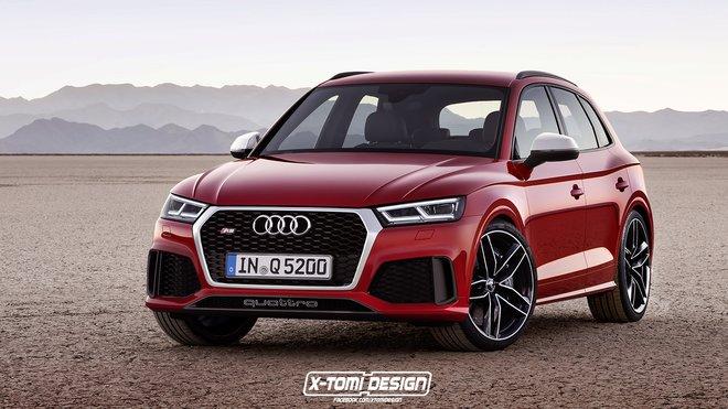 Audi RS Q5 ve zpracování od X-Tomi Design