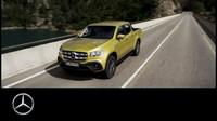 Nový Mercedes-Benz X-Class: Všestranný a stylový