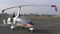 Český létající automobil GyroDrive
