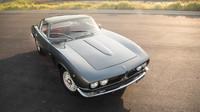Sportovní vůz Iso Grifo z roku 1966 kombinuje italskou eleganci a americký výkon