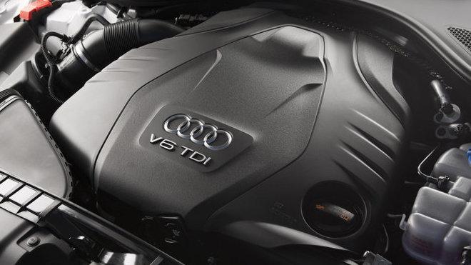 Ilustrační foto (Audi V6 TDI)
