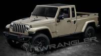 Možná podoba nového Jeep Wrangler 2018