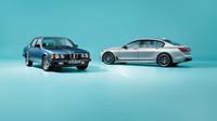 """BMW řady 7 oslaví 40. narozeniny limitovanou edicí 200 vozidel """"BMW 7 Edition 40 Jahre"""""""