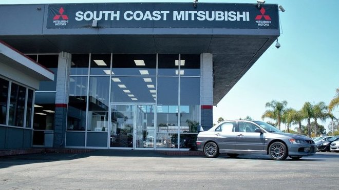 Mitsubishi EVO VIII MR