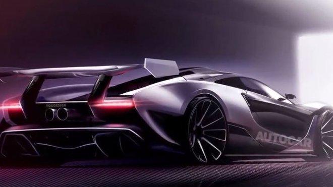 Možná podoba nového McLarenu P15