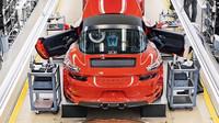 Porsche 911 Targa 4 GTS se sériovým číslem 999,999