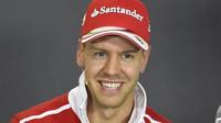 Sebastian Vettel v Maďarsku