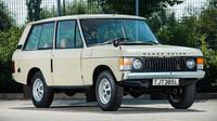 Range Rover Suffix 'A' z roku 1972