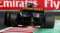V Maďarsku se jiskřilo nejen od monopostů F1