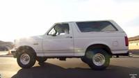 Pravděpodobně nejslavnější Ford Bronco na světě. Právě v tomto voze ujížděl dvě hodiny před policií O.J. Simpson
