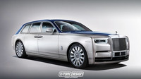 Rolls-Royce Phantom Wagon