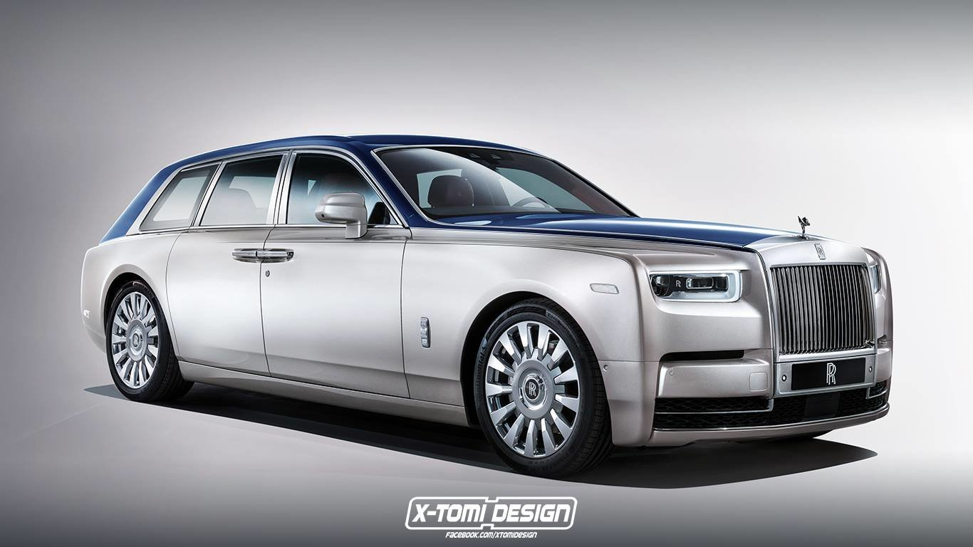 Rolls-Royce Phantom Wagon
