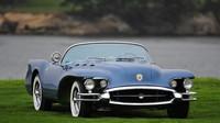 Inspirací pro stavbu vozu Bangert Manta Ray se stal koncept Buick Wildcat II z roku 1954