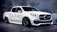 Upravený Mercedes-Benz X (Winning Designs)