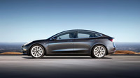 Jak je na tom Tesla model 3 se zrychlením? Budete se divit! - anotační foto