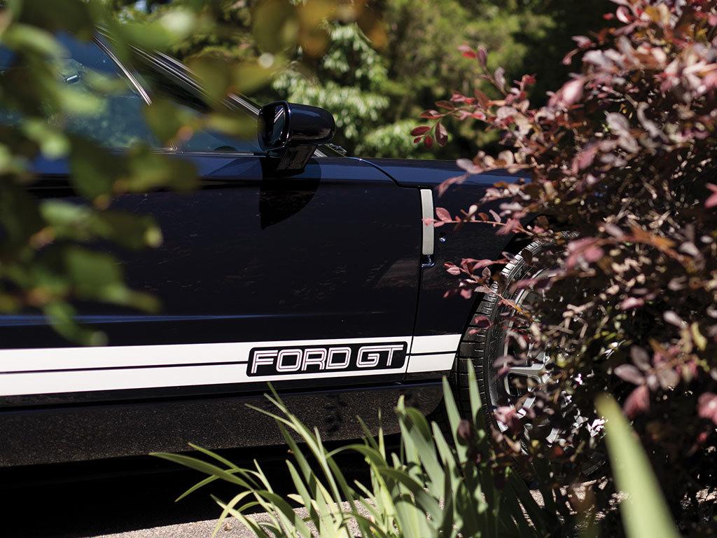 Problémový Ford GT, který kdysi vlastnil Jeremy Clarkson