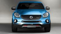 Koncept Smart ForTwo SUV