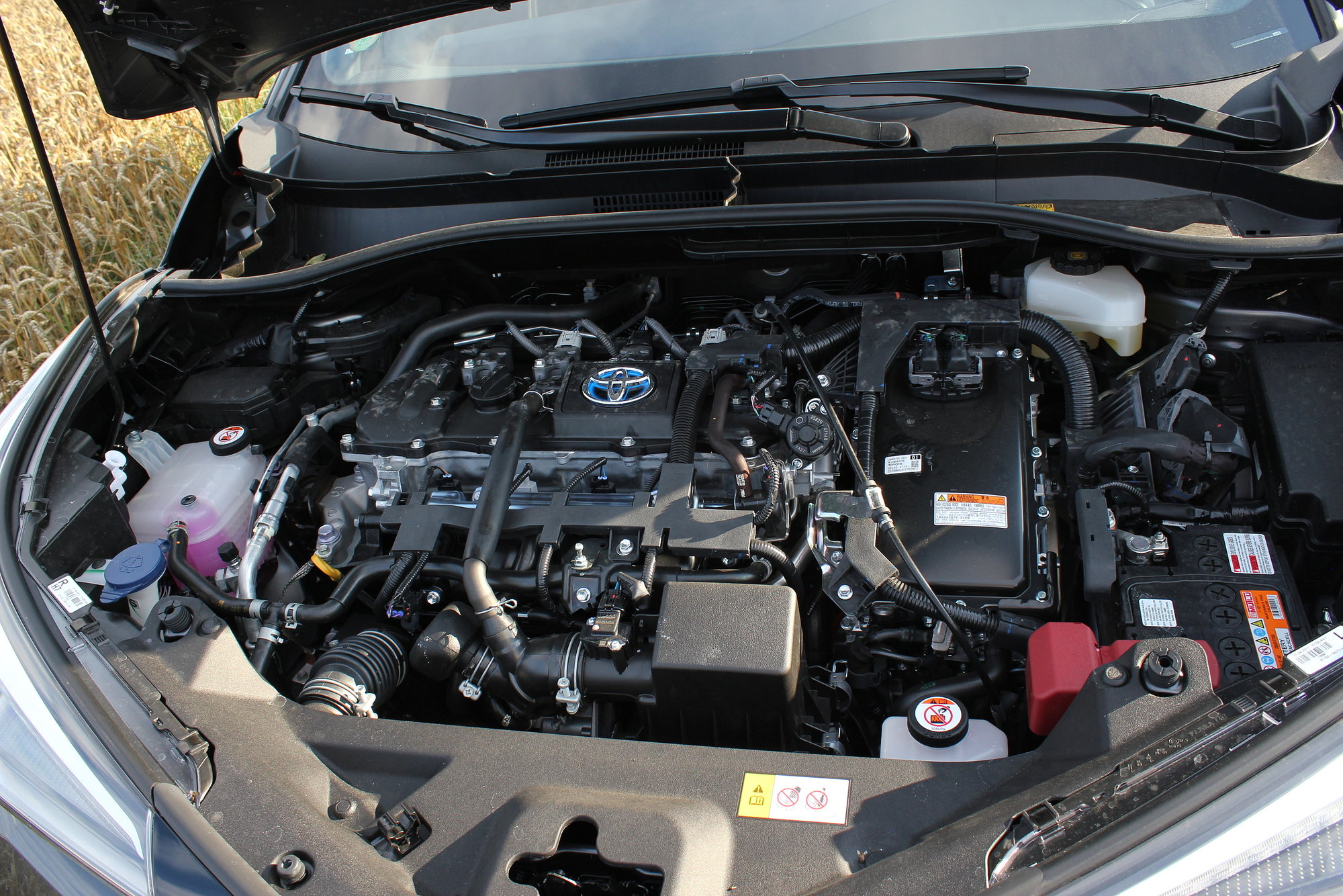 Toyota C-HR Hybrid