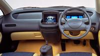 Koncept první generace Toyoty Prius z roku 1997