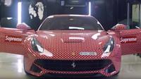 Ferrari F12 Berlinetta Louis Vuitton