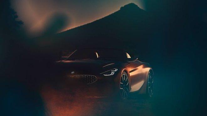 První pohled na koncept BMW Z4 Roadster