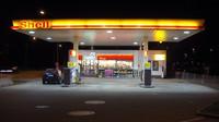 Čerpací stanice Shell