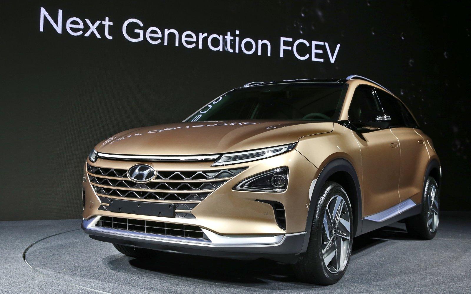 Hyundai to s vodíkem myslí vážně, představilo nové SUV na ...