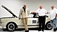 Tým Original Venice Crew se staro-novým Shelby GT350