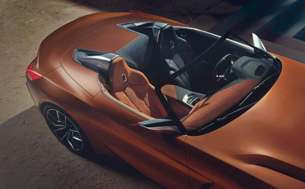 Nový koncept roadsteru BMW Z4