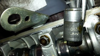 Zapomenutý klíč v motoru Mitsubishi Lancer Evolution
