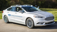 Ford, Autonomous Vehicle Development