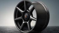Nové karbonové kolo z dílny Porsche