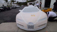 První Bugatti Chiron doručené soukromému zájemci z USA