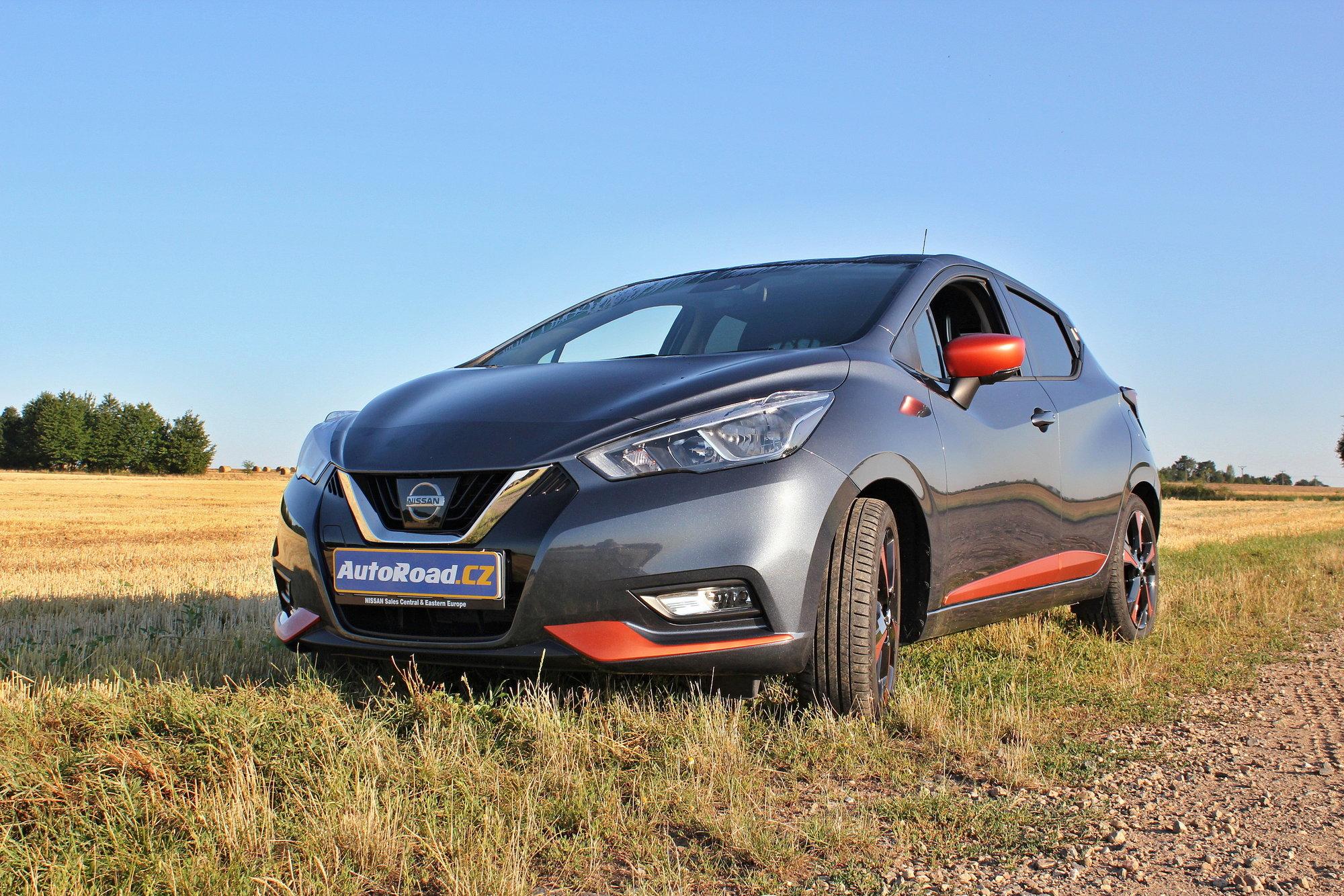 Nový Nissan Micra
