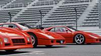 Legendární vozy ze stáje Ferrari