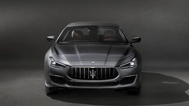 Omlazené Maserati Ghibli