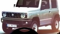 První snímky nové generace Suzuki Jimny