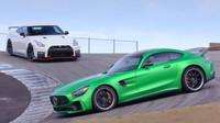 Mercedes-AMG GT R vs. Nissan GT-R Nismo, který z nich bude rychlejší na okruhu?