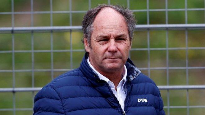 Gerhard Berger, šéf DTM