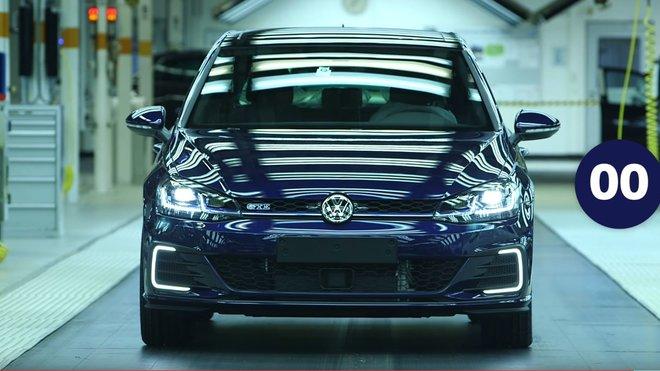 Volkswagen Golf GT-E se stal vozem s pořadovým číslem 150.000.000