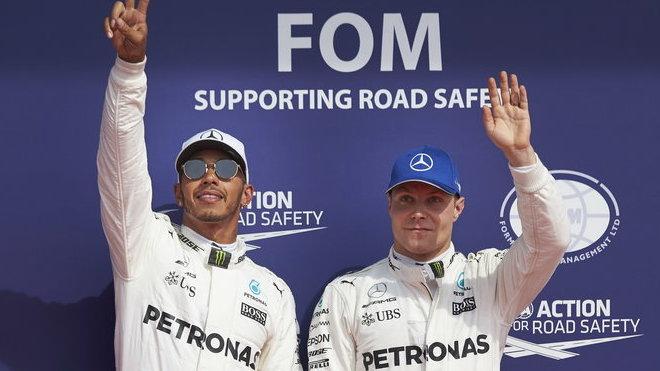 Je velmi pravděpodobné, že se složení pilotů u Mercedesu nebude měnit