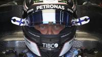 Valtteri Bottas v kvalifikaci v Belgii