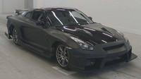 Příšerná replika Nissanu GT-R vznikla přestavbou starší Toyoty Celica