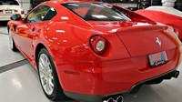 Ferrari 599 GTB s manuální převodovkou je skutečná rarita